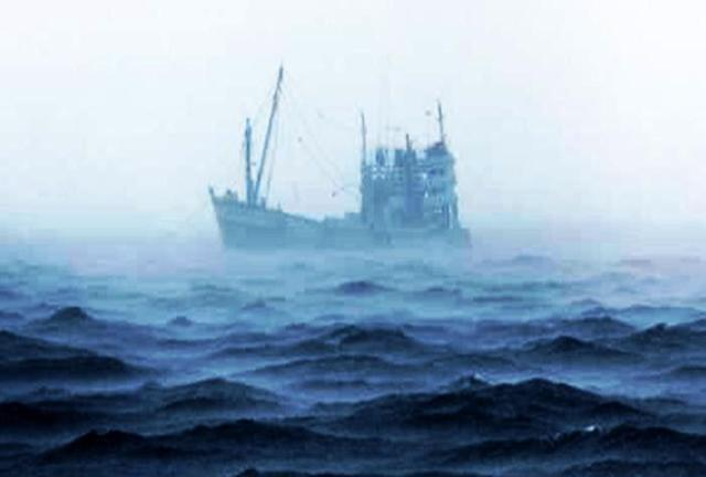 kapal hilang