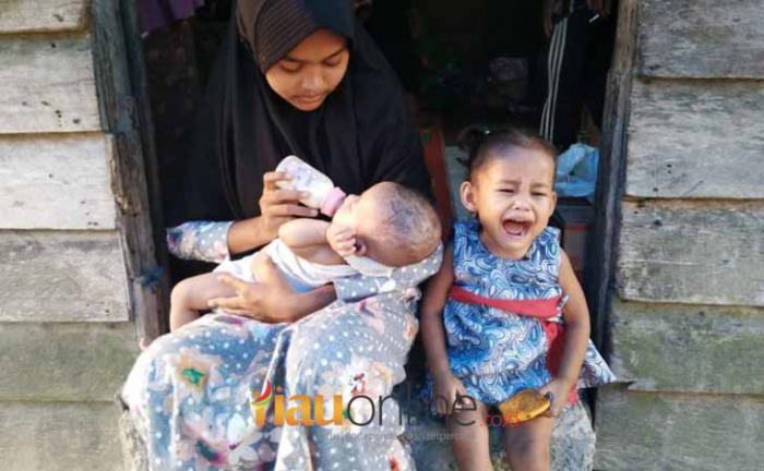 Diajak Tinggal Bareng Menteri Susi, Andini Pilih Kembali ke Pelalawan