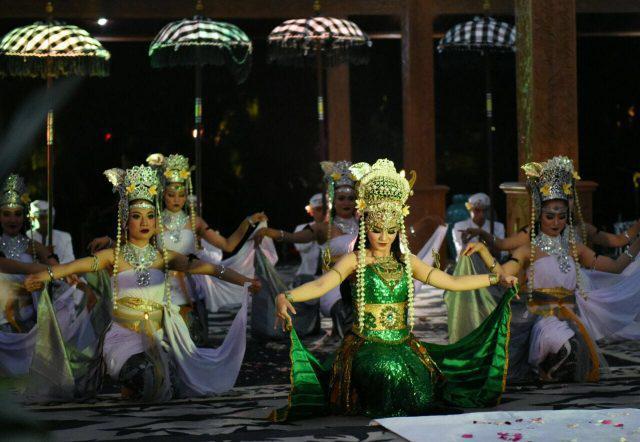 Heboh, Pernikahan Gaib Panglima Dayak dengan Titisan Ratu Kidul