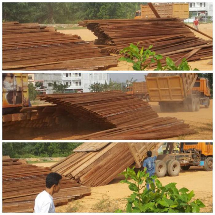 Illegal Logging Giam Siak Kecil Libatkan Aparat