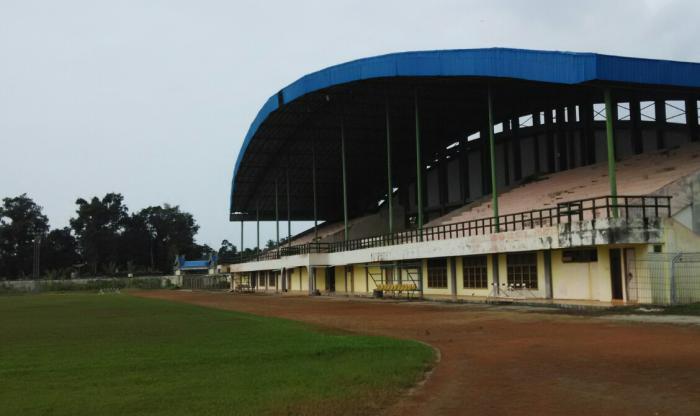 Jelang Kompetisi Bengkalis Super League 2017, Stadion Muhammad Ali Ditutup