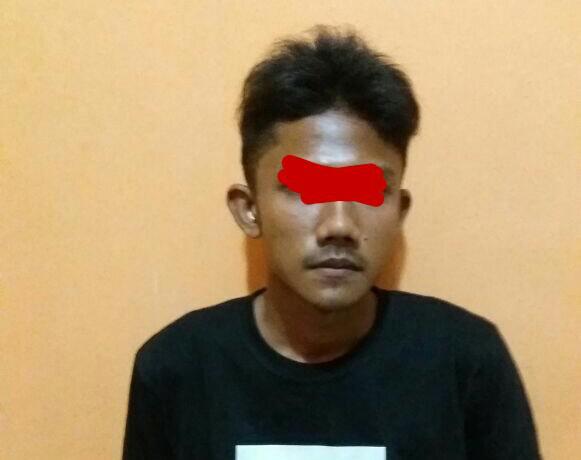 Polisi Ringkus Pengangguran di Mandau, 8 Paket Sabu Diamankan
