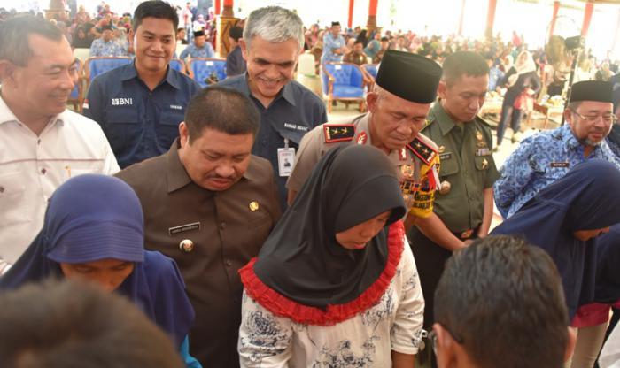 Kapolda Brigjen Pol Nandang Ingatkan Masyarakat Bengkalis Tidak Percaya Berita Hoax