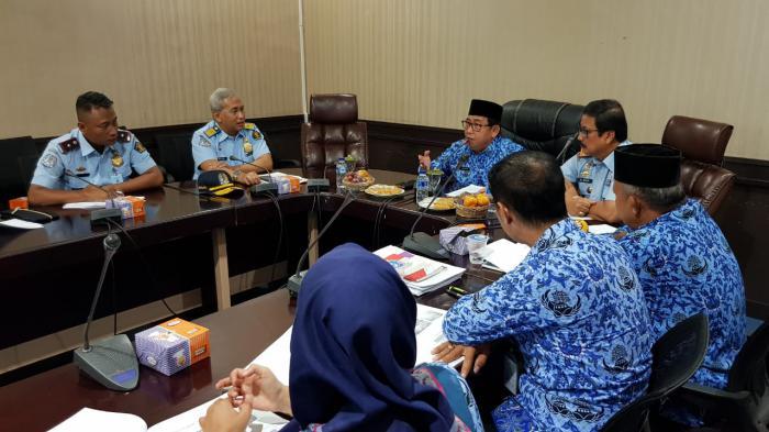 Imigrasi Akan Bangun Pos UKK di Tanjung Samak