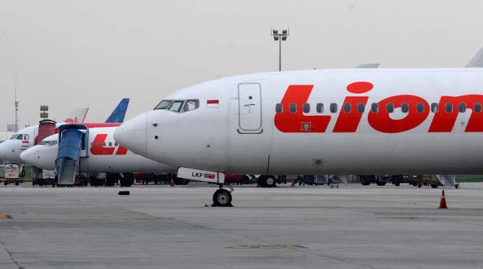Sembilan Pilot dan Satu Karyawan Lion Air Group Ditahan Pihak Kepolisian