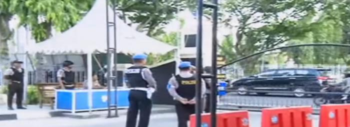 Pasca Aksi Teror, Polda Riau Perketat Pengamanan