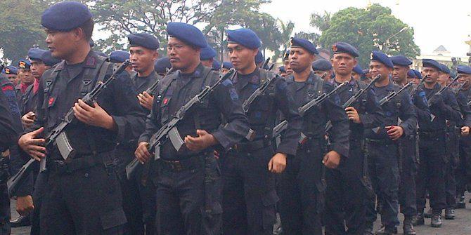 Terkait Penusukan 2 Anggota Kodam di Depok, 8 Brimob Ditangkap