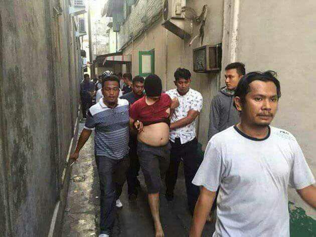 Di Meranti Polisi tangkap Polisi, 1,5 Kg Shabu dan 1.000 butir Pil Setan Disita TNI
