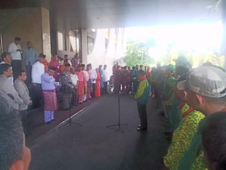 Gubri Bangga dengan Capaian Atlet Riau di PON Jabar