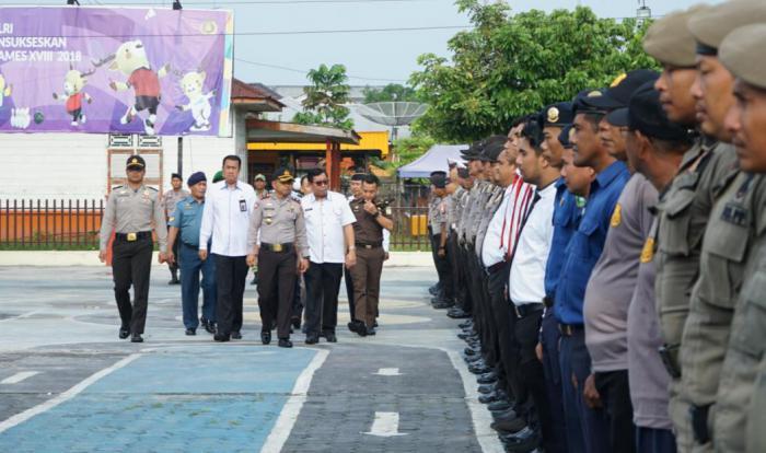 Sekda Ajak Semua Pihak Jaga Keamanan Pemilu