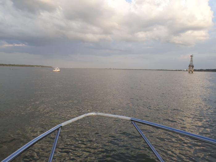 Tabrakan Kapal di Perairan Meranti, 1 Kapal Tenggelam, 5 Korban, 1 Orang Hilang