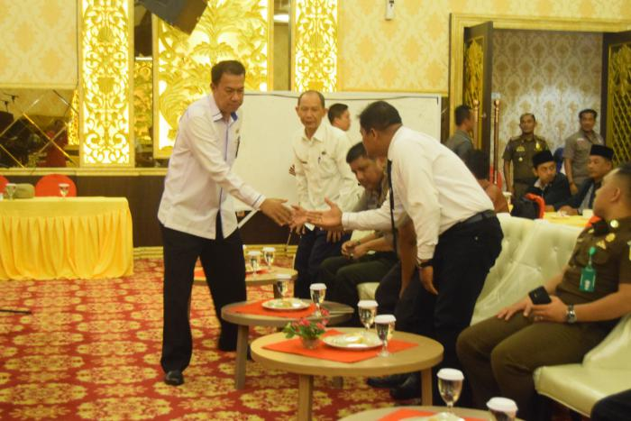 Wakil Ketua DPRD Meranti Harap Semua Pihak Patuhi PKPU