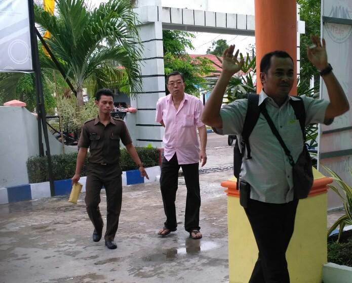 Kejaksaan Tahan Bos Hotel Horison Bengkalis