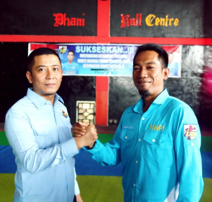 Pasca Muscam KNPI Bukit Batu, Ini Pesan Ketua DPD KNPI Kabupaten Bengkalis