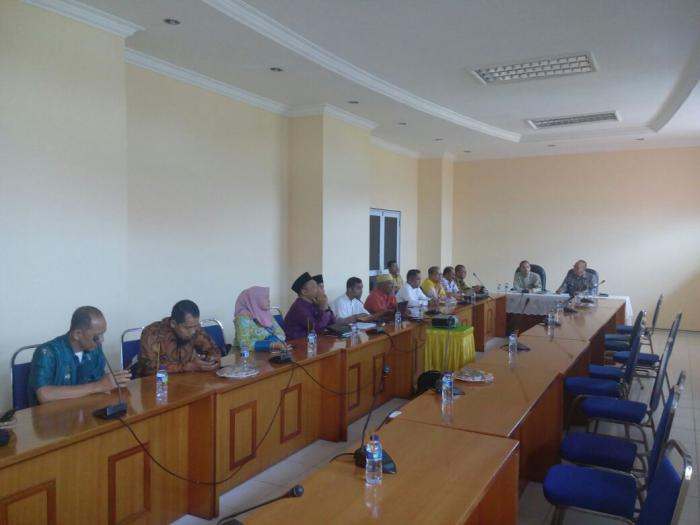 Kunker ke Karimun, Komisi II DPRD Meranti Pelajari Tata Kelola Kepelabuhanan