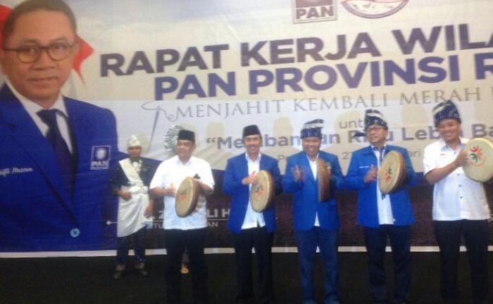 PAN Riau Kecewa, Ketuanya Membelot Dukung Jokowi-Maaruf