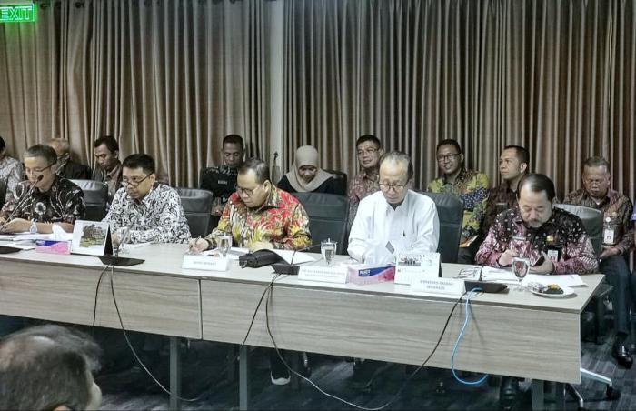 Bupati Irwan Hadiri Pertemuan di Kemenko Maritim, Jemput Dana Penanggulangan Abrasi