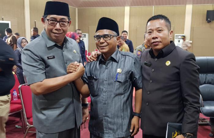 Jack Ardiansyah Ditetapkan Sebagai Calon Ketua DPRD Meranti 2019-2024