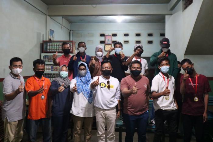 Wabup dan Kapolres Sambut Kepulangan Atlet Yang Berlaga di Porda ke-6 SOIna Riau