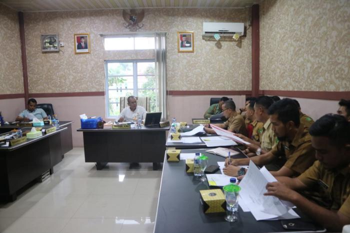Genjot Penerimaan Pajak dan Retribusi, Komisi II DPRD Meranti Gelar Raker Bersama BPPRD