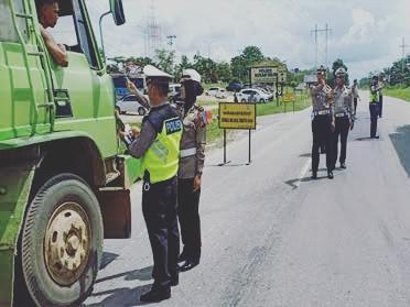 14 Hari Operasi Zebra 2019, 1.657 Kendaraan Terjaring Razia di Rohil