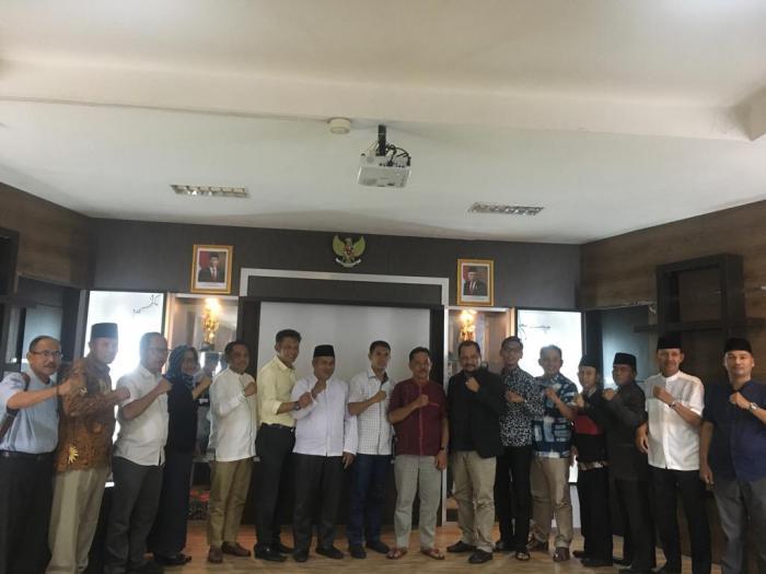 Raker Bersama Camat Se-Meranti, Komisi I Imbau Camat Jaga Kondusifitas dan Bersikap Netral pada Pilkada 2020