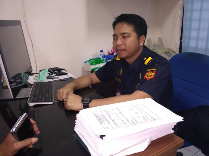 Bea Cukai Bengkalis Akan Hibahkan Ribuan Karung Bawang Merah Illegal Hasil Tangkapan ke Pemerintah