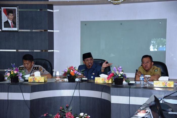 Pemkab Bengkalis Lakukan Pemetaan Daerah Rawan Karhutla